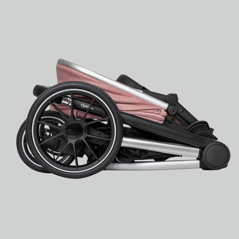 Универсальная коляска Optima 2 в 1.